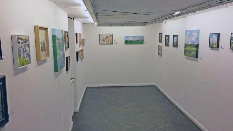 Little Solo Exhibition QPC December 2015